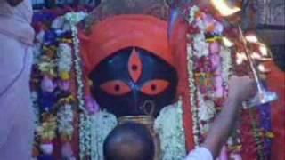 Arati At KALIGHAT Temple