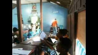 Suasana Pemilu TPS 2014 ~Karangdowo Klaten JawaTengah Dapil 5