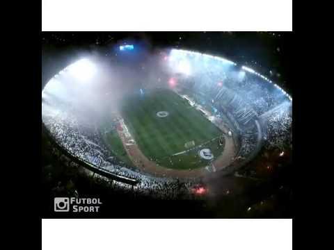 Không khí hoành tráng tại trận chung kết Copa Libertadores