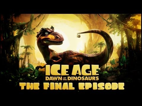 Ice Age 3: Dawn Of The Dinosaurs | The Final Episode | Momma vs. Rudy.