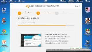 Como Descargar E Instalar AVAST FREE ANTIVIRUS 2015