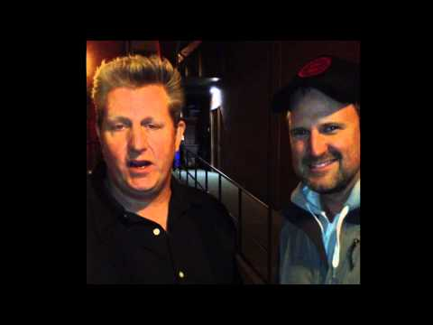 Rascal Flatts w/ Trevor George - Good Luck Ashley in Thailand! DEC