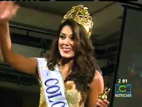 Catalina Robayo Miss Colombia Universe 2011 Aclara Los Rumores De Sus Operaciones Nariz y Senos