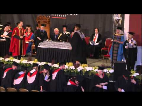 B&FC Graduation Ceremony Footage from the Winter Gardens Empress Ballroom on Wednesday 3rd July 2013.