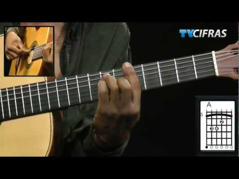 Hermes Aquino - Nuvem Passageira - Cover (Candô) - Como Tocar - Violão