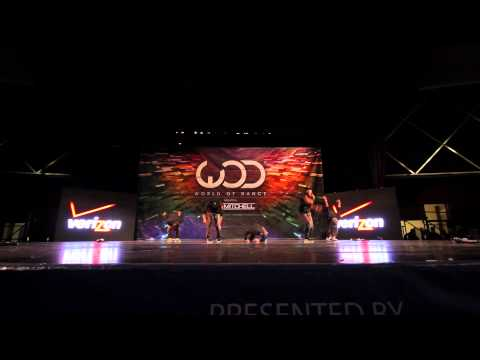 WorldofDance.com | WOD San Diego 2011 | R.A.F. Crew from France