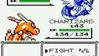 Pokemon Yellow How To Catch Articuno With POKEBALL