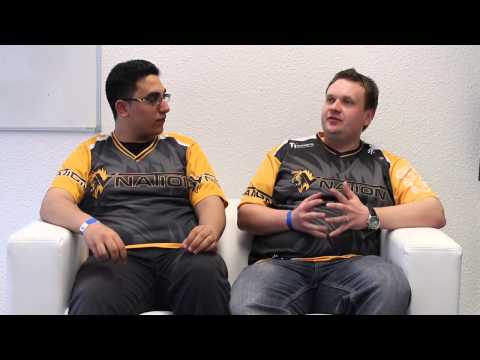 Recap: Vination @ ESL Pro Series - Spring Finals 2014 - Interview mit Petkus