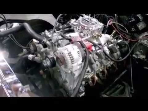 1972 chevy el camino 5.3l l33 swap carbed