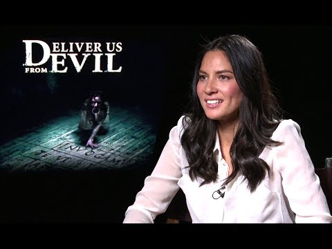 Olivia Munn Interview - Deliver Us From Evil (2014) JoBlo.com Exclusive HD