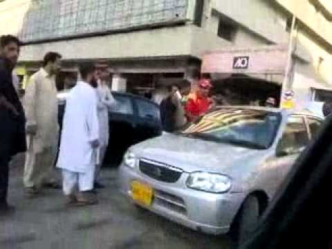Girls Fight at Clifton Karachi