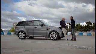Range Rover Sport y Range Rover P400e, y Javier Reyero de 'invitado'