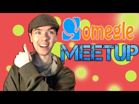 Vlog | OMEGLE MEETUP TOMORROW | All the info you need
