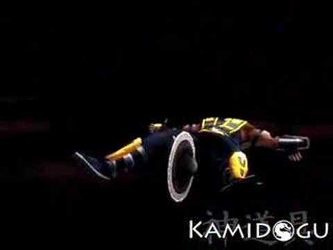 Mortal Kombat Shaolin Monks | Kung Lao's