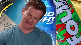 Australians Try American Alcohol