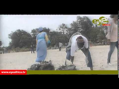 BCC, UNESCO HOLD CLEANSING EXERCISE IN BANJUL BEACH SIDE