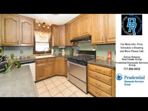 1123 Valley Rd, Marysville, PA Presented by Darius Ramsey Real Estate Group.