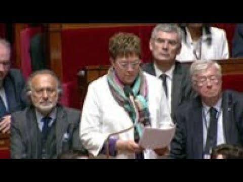 Mme Marianne Dubois - Financement du service national universel