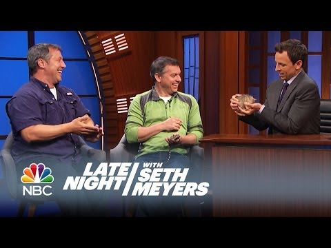 Baby Animals with the Kratt Brothers, Part 1 - Late Night with Seth Meyers