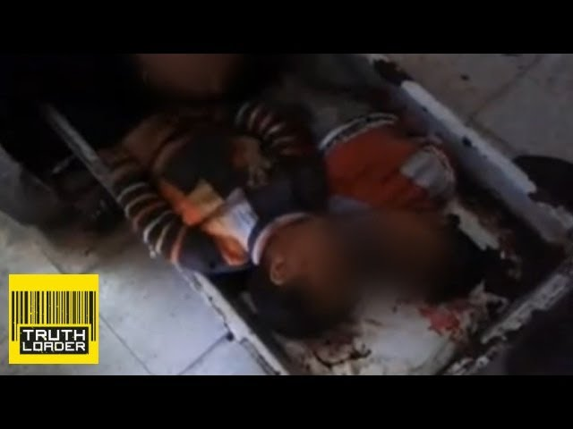 Syrian massacre at al-Nabk - Truthloader