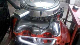 1963 409 Chevy Engine