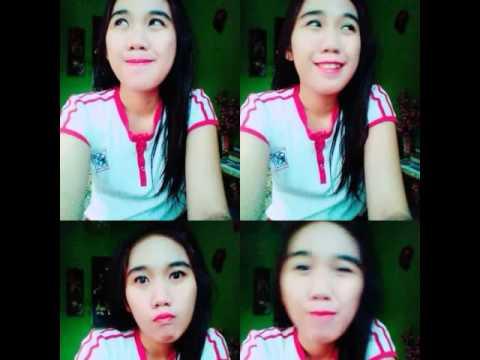 Icha Aprisha smile dont cry kasir indomart cantik