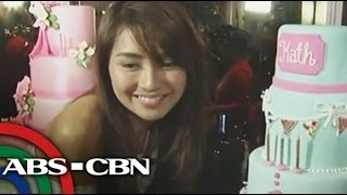 Who Are Kathryn's '18 Roses'?