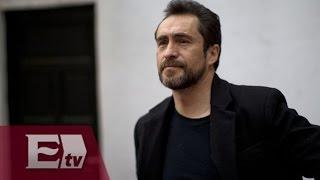 """Demián Bichir promociona en México la película """"Los 8 más odiados""""/ Vianey Esquinca"""