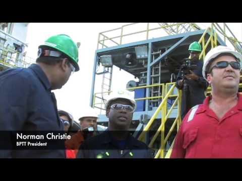 Minister of Energy Visits West Jaya 2