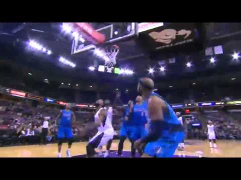 Nightly Notable  Derrick Williams   Mavericks vs Kings   December 9, 2013   NBA 2013 14 Season