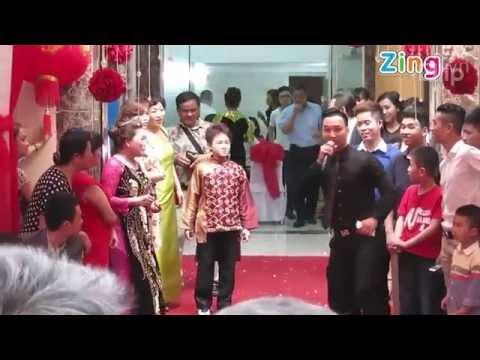 Lễ ăn hỏi của ca sĩ Tuấn Hưng và Hương Baby (video 2 )
