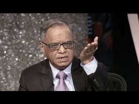 Gujarat riots shouldn't stop Modi from being PM: Narayana Murthy to NDTV