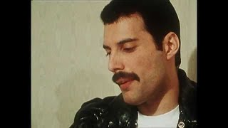 QUEEN Freddie Mercury Interview (1982)