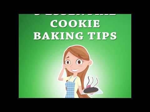 5 Essential Cookie Baking Tips