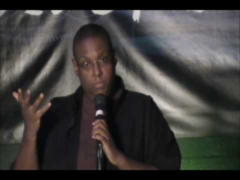 J.A. Stand-Up Test - The Race Card II.wmv