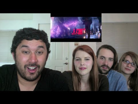 RISE OF ELECTRO - THE AMAZING SPIDER-MAN 2 TRAILER REACTION!!!