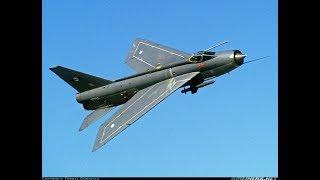 The English Electric Lightning jet