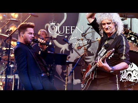 Queen + Adam Lambert live at iHeartRadio theatre, Los Angeles HD (16th June, 2014)
