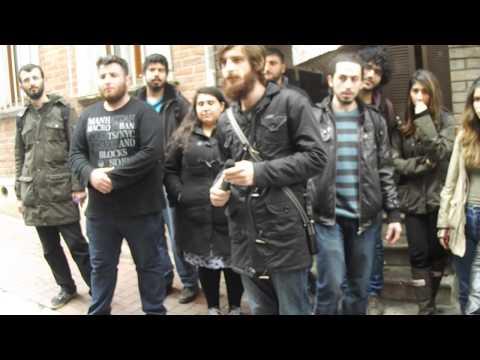 Beşiktaş'ta Berkin Elvan Öğrenci Evi İşgali