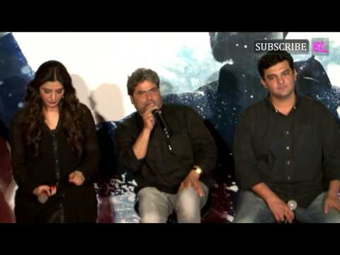 Shahid Kapoor And Shraddha Kapoor At Trailer Launch Of Movie Haider Part 2