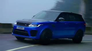 Range Rover Sport SVR - Power on the Rise