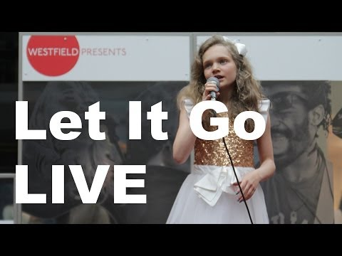 "Disney's Frozen ""Let It Go"" Idina Menzel Disney LIVE Cover by Sapphire and Gayatri Nair"