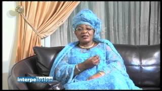 Interpellation avec Aida Mbodji