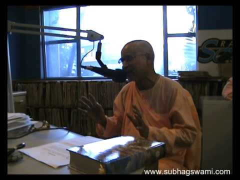 Glories of Ekadasi Fast Hindi Ekadasi Mahatmay by Subhag Swami in FIJI RADIO in 2010