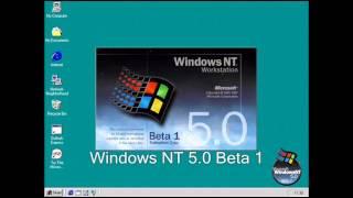 Microsoft Windows Start-Up & Shutdown Sounds With Their
