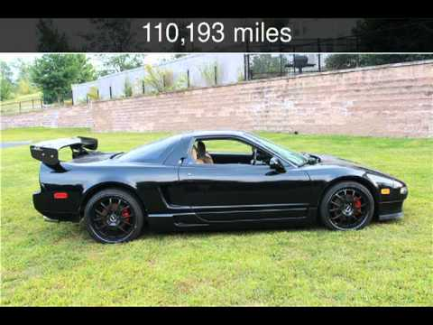 1994 Acura NSX Sport Used Cars - Canton,Massachusetts - 2013-09-12