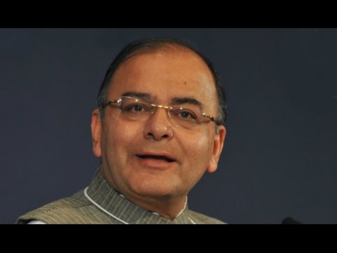 EXCLUSIVE: Delhi Dialogue With Arun Jaitley