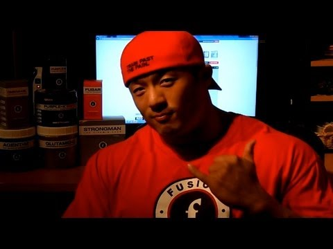 CARL CHEUNG VLOG SERIES EPISODE #1 • INTRODUCING FUSION ATHLETE CARL CHEUNG