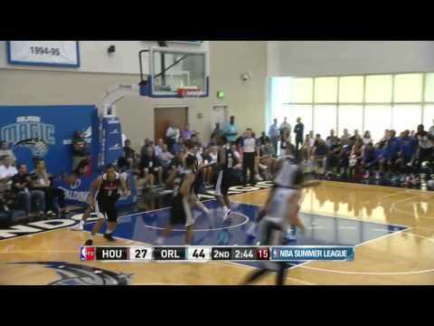 Houston Rockets vs Orlando Magic | July 7, 2014 | NBA Summer League 2014