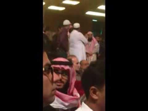 Zakir Naik 2014  in Riyadh  King Fahd cultural , Saudia Arabia
